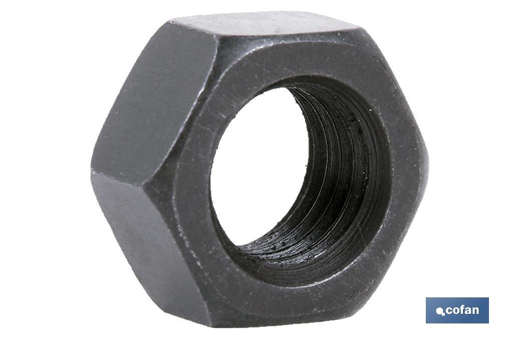 100 tornillos de chapa Phillips alomada con arandela estampada cincado negro 4,8 x 9,5 mm